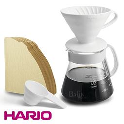 Kit para café V60 (Cerámica)