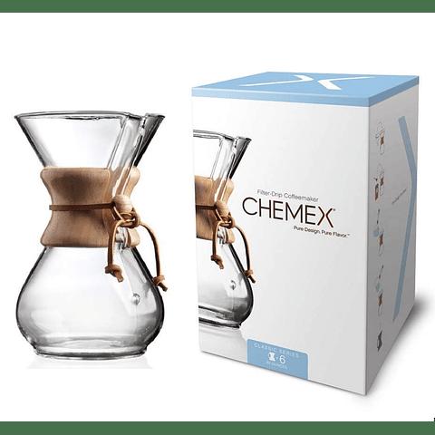 Cafetera Chemex 750 ml.