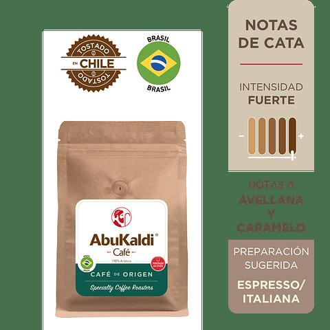 Café Brasil, molido 250g.