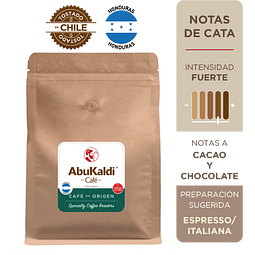 Café Honduras, grano 1kg.