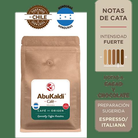 Café Honduras, grano 500g.
