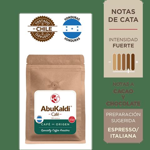 Café Honduras, grano 250g.