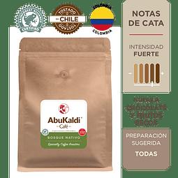 Promoción: 2 kilos Bosque Nativo, grano.