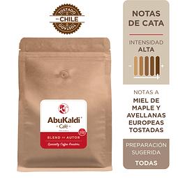 Café Blend de Autor, grano 1kg.
