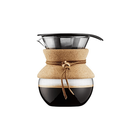 Pour Over Kit 500 ml. + Café