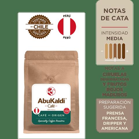 Café Perú, molido 250g.