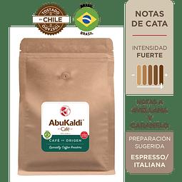 Café Brasil, molido 1kg.