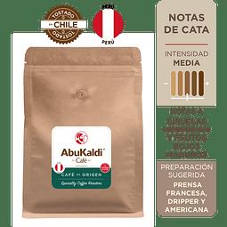Café Perú, molido 1kg.