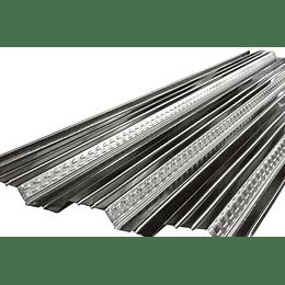"Lámina Metaldeck 2"" Calibre 22 940X5.10 Mm Acesco"