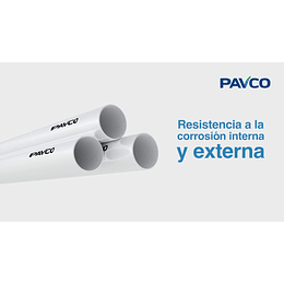 Tubo Presion Rde 21 1Pulgada Extremo Liso 6Mt Pavco