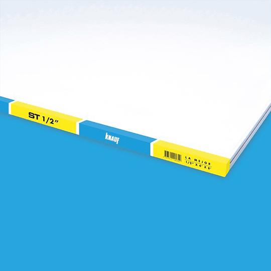 Placa Gyplac 1.22X2.44 12.7Mm 1/2