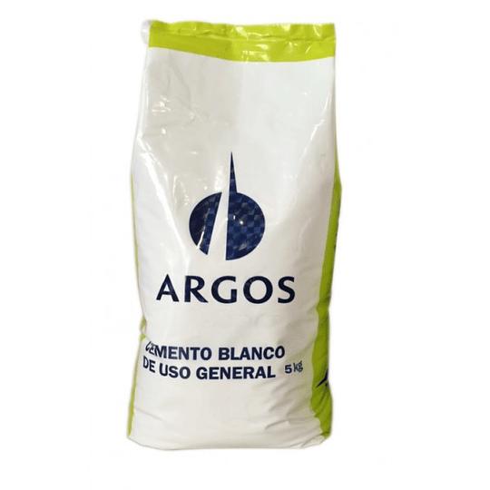 Cemento Blanco Bolsa Por 5 Kilos Argos