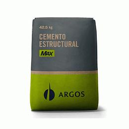 Cemento Gris Estructural Max 42.5 Kilos Argos
