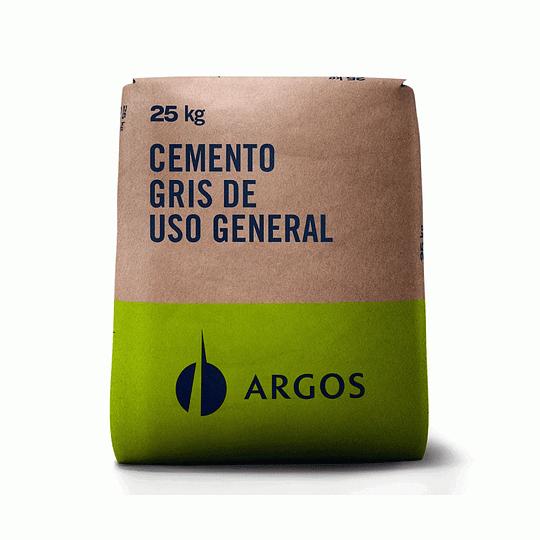 Cemento Gris X 25 Kgr Argos