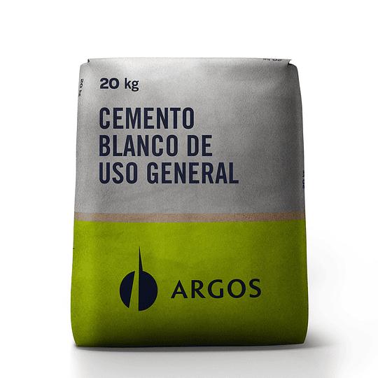 Cemento Blanco Nare 20Kilos Bulto Argos
