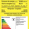 Nevera Himalaya 404 Litros Haceb - Control Interno - Titanio
