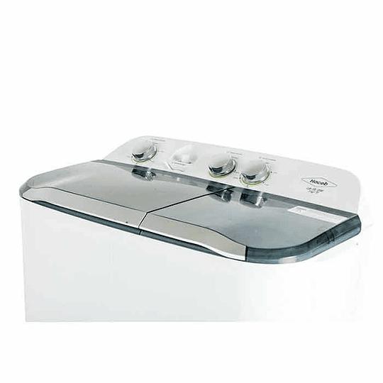 Lavadora Semiautomática Haceb  Sa0700 7Kg Blanca