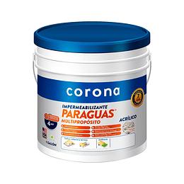 Paraguas Multiproposito Blanco Galon Corona