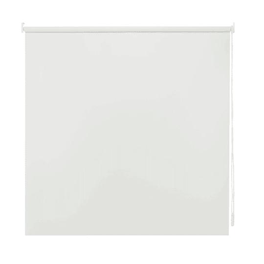 Cortina Enrollable Blackout Blanco Sunflex 2.30 mts largo