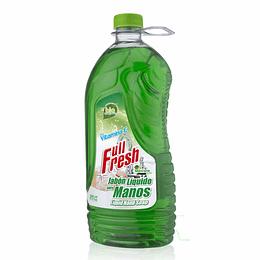 Jabon Liquido P/Manos 2000CC Manzana Full Fresh