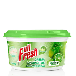 Crema Lavaplatos 500G Limon Full Fresh