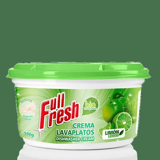 Crema Lavaplatos 500G Limon Full Fresh