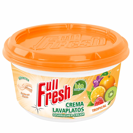 Crema Lavaplatos 500G Tropical Full Fresh