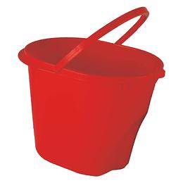 Balde Rojo 12 L Premium  Full Fresh
