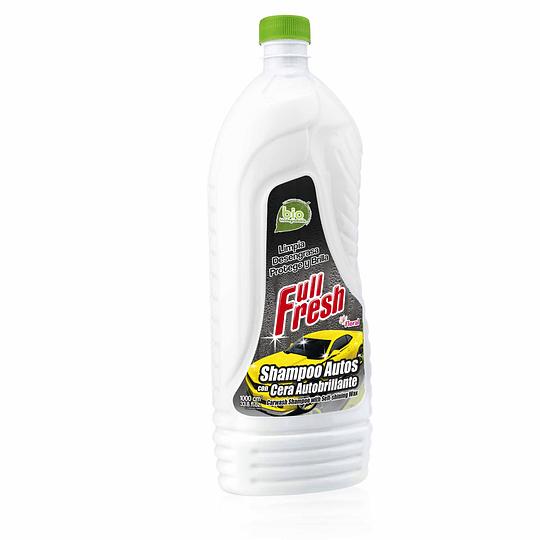 Shampoo Autos Con Cera Aut/ 1000CC Full Fresh