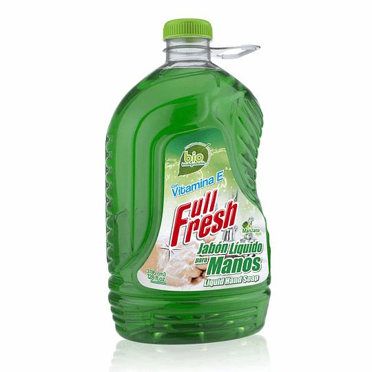 Jabon Liquido P/Manos Manzana 3785CC Full Fresh