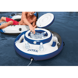 Hielera Flotante Intex