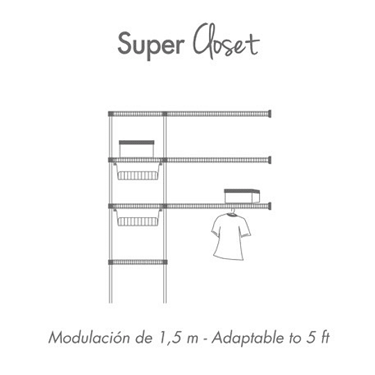 Super Closet Rejiplas