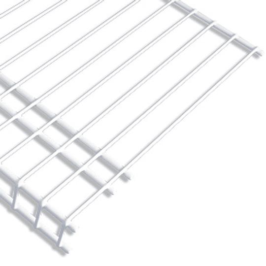 Entrepaño de 40x140 Blanco Rejiplas
