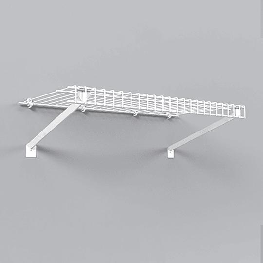 Repisa Modular De 60X30 Blanco Rejiplas