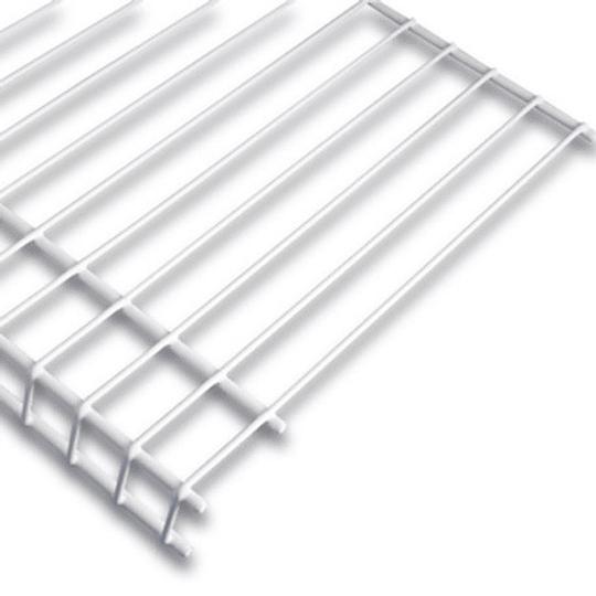 Entrepaño de 30 X 120 cm Blanco Rejiplas