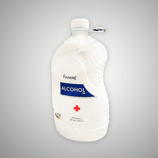 Alcohol Antiséptico por Galon 3785 ml Fiamme