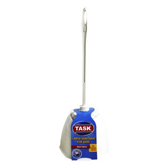 Cepillo Sanitario Con Base Task