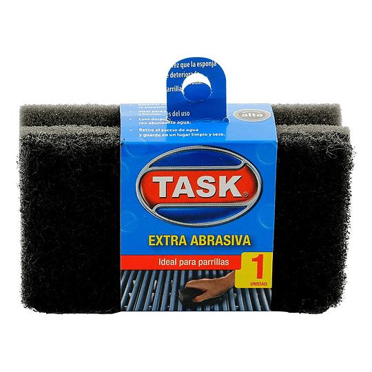Esponja Extra Abrasiva para Parrilla