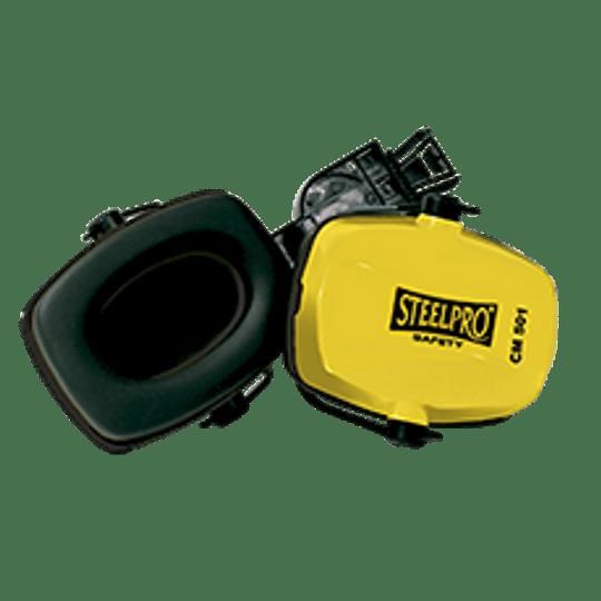 Protector de Copa para Insertar en Casco Steel Pro CM 501