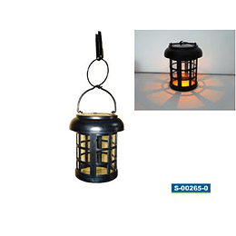 Farol Luz Solar para Jardín x 4 piezas