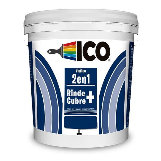 Vinilico 2 en 1 Azul Mediterráneo