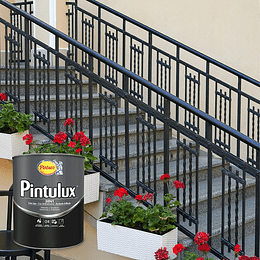 Pintulux 3 en 1 Gris Plata
