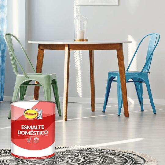 Esmalte Doméstico Blanco