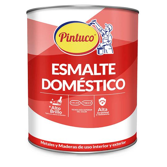 Esmalte Doméstico Blanco Mate