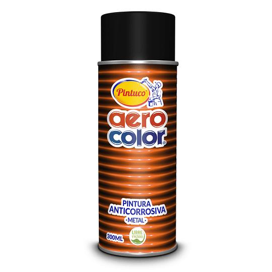 Aerocolor Pintura Anticorrosiva en Aerosol 300 ml