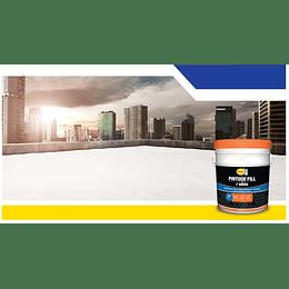 Impermeabilizante Acrílico Pintuco Fill 7 Blanco