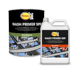 Wash Primer Verde Oliva 509A Componente A