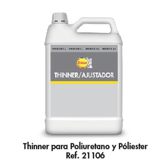 Thinner para Poliuretano y Poliéster 21106