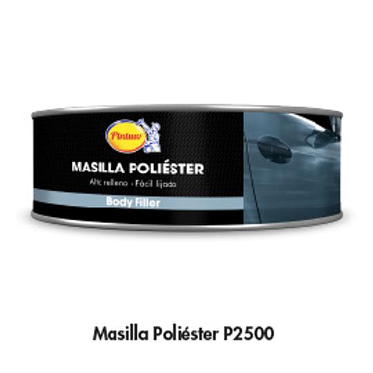 Masilla poliéster P2500