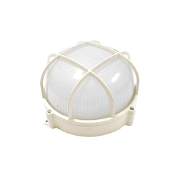Lámpara Tortuga LED con Rejilla de 18 Vatios